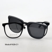 New arrived 1628 polarized UVA UVB protection clip on sun glasses eyewear eyeglasses sunglasses UV400 sunshades