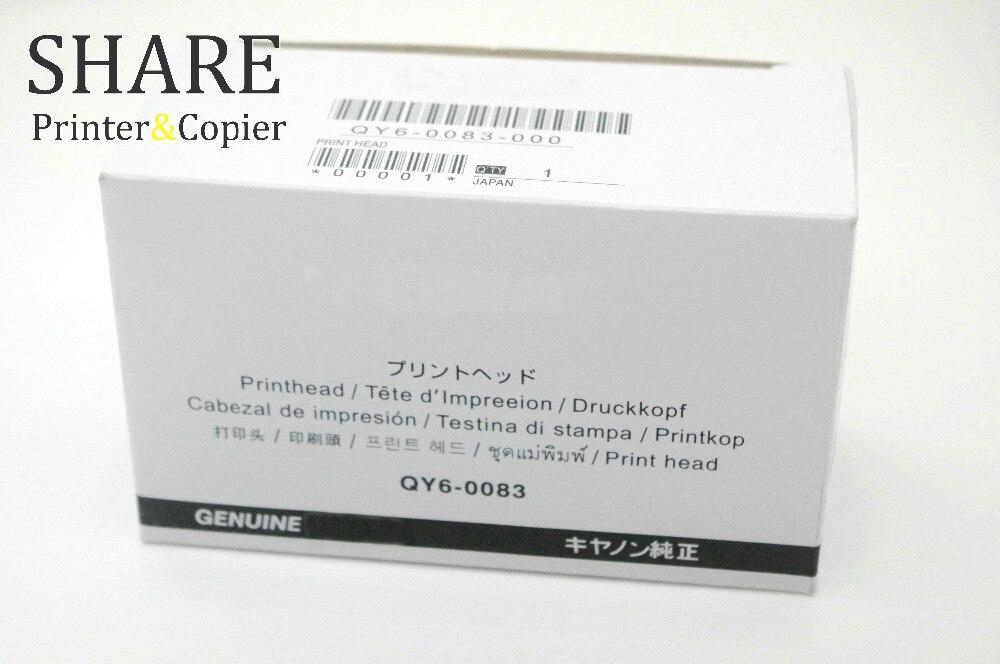 PARTAGER 1 QY6-0083 Tête D'impression Tête D'impression Utilisé pour Canon MG6310 MG6320 MG6350 MG6380 MG7120 MG7150 MG7180 iP8720 iP8750 iP8780 7110