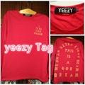 2017 Я чувствую себя, Как Пабло майка Мужчины Yeezy Одежды Жизнь Пабло Сезон 3 Хип-хоп Yeezy Kanye West Yeezys размер M-2XL футболка