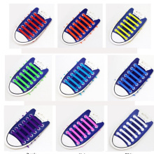 Shoes-Accessories Rubber Elastic Lazy Sports Creative Silicone 12pcs/Lot No-Tie