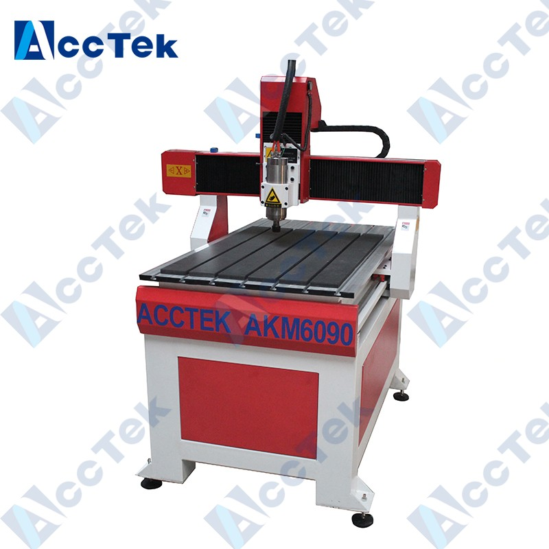 Acctek engraving machine 3d cnc router 6090 for sale