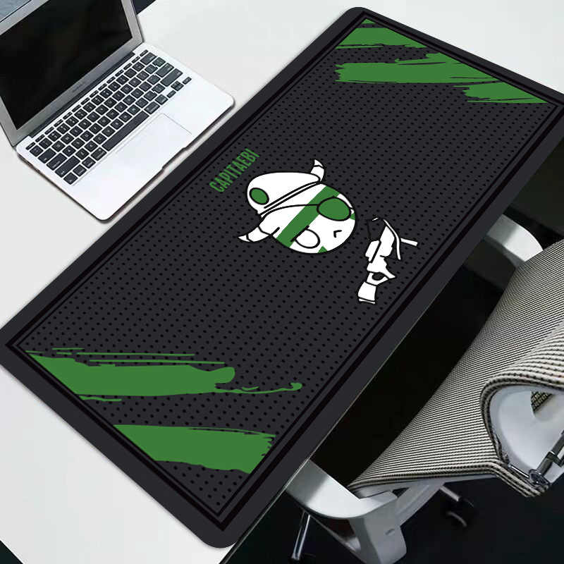 Sovawin สายรุ้งหก Siege Mouse Pad ยาง 800x300 มม.ขนาดใหญ่แผ่นรองเมาส์ GAMING แป้นพิมพ์ XL สำหรับโต๊ะแล็ปท็อป PC