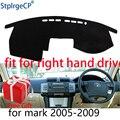 Коврик для приборной панели автомобиля Toyota mark x 2004 2005-2009