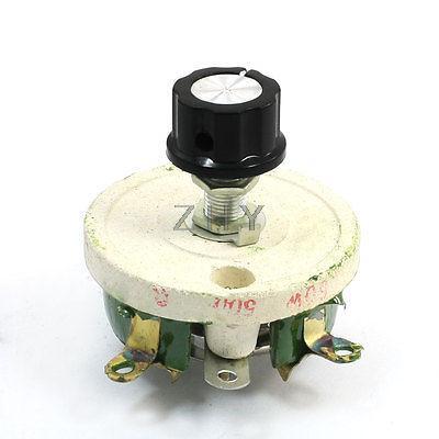 где купить 50W 500 Ohm Ceramic Wirewound Potentiometer Rotary Resistor Rheostat по лучшей цене