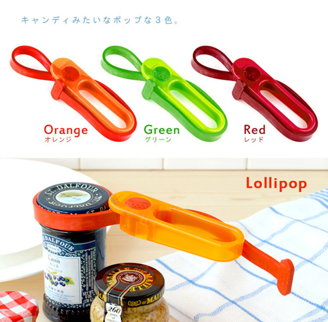 Creative Household daily necessities of life A simple utility can opener/bottle opener