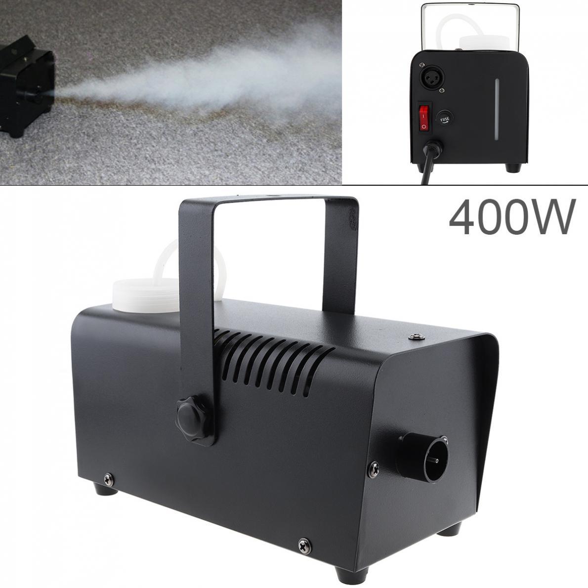 ejetor profissional da nevoa da maquina da nevoa da capa do controle 400 w do fio