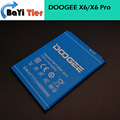 DOOGEE X6 Battery 100% New  High Quality 3000mAh Back-up Battery for DOOGEE X6 Pro Smartphone + in stock
