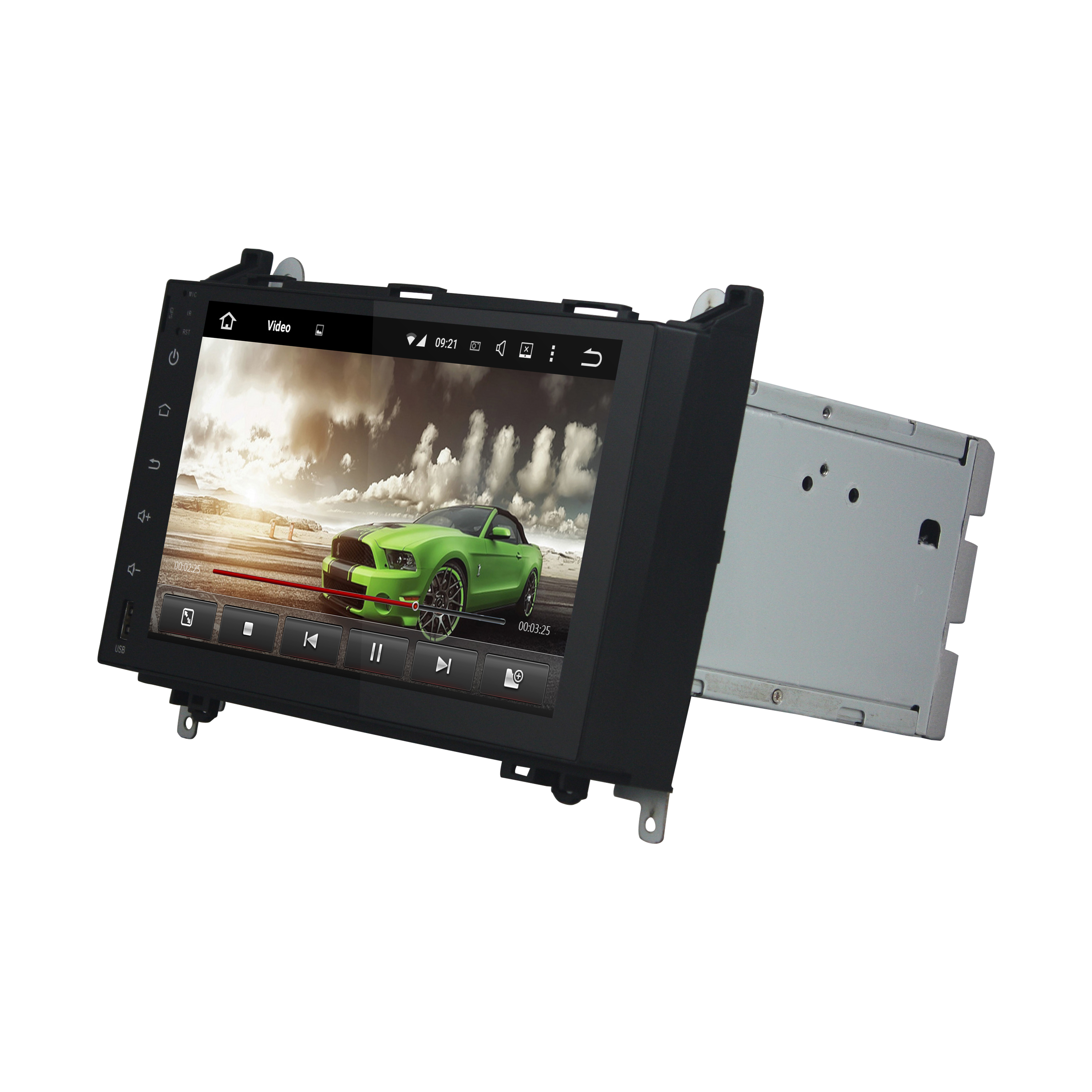 4GB RAM Octa Core 9 Android 9.0 Car Audio DVD Player for Mercedes Benz B200 W169 W245 Viano Vito With Radio GPS WIFI BT TV USB