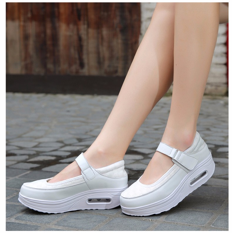 Mary Janes Style Women Casual Shoes Fashion Low Top Platform Shoes zapatillas deportivas mujer Breathable Women Trainers YD129 (31)