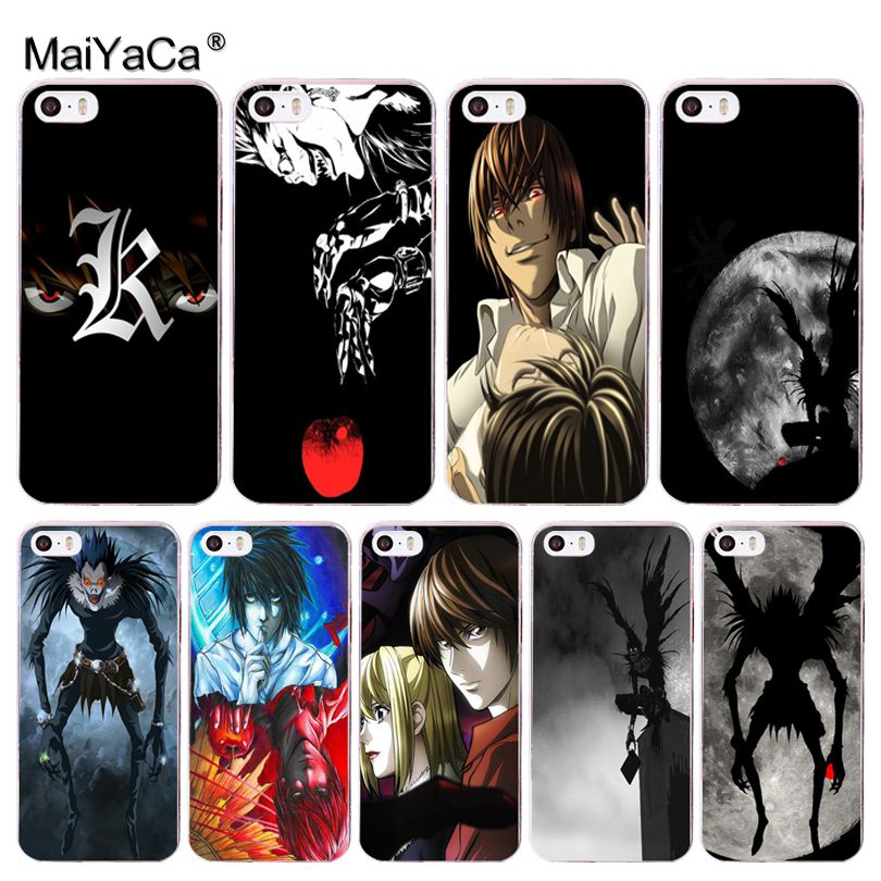 Aliexpress.com : Buy MaiYaCa Death Note Ryuk Kira Colorful