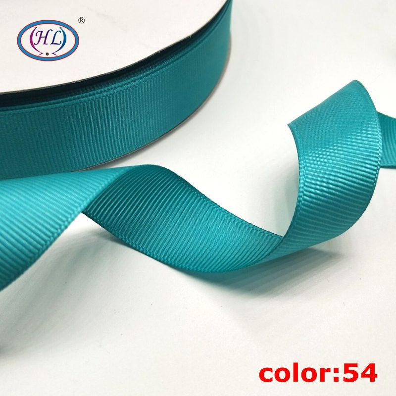 HL 5 Meters 6mm/10mm/15mm/20mm/25mm/40mm Grosgrain Ribbons Handmade DIY Headwear Accessories Wedding Decorative Wrap Gift
