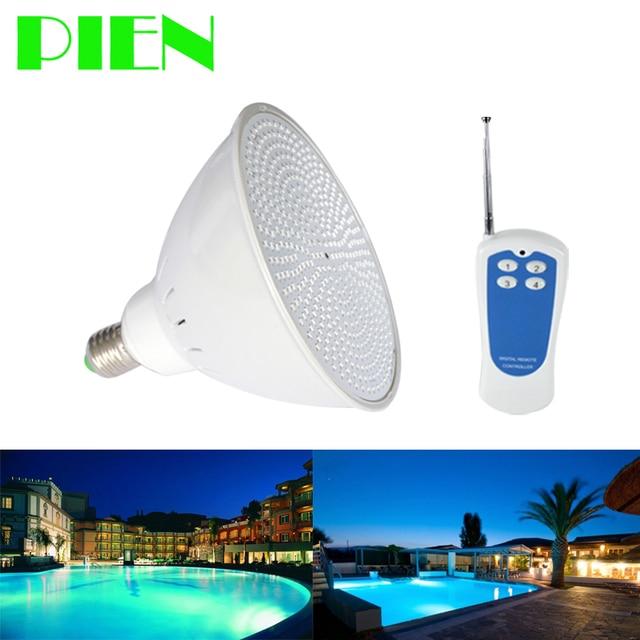 Par56 Rgb Led Swimming Pool Light Bulb E27 12v 120v 220v