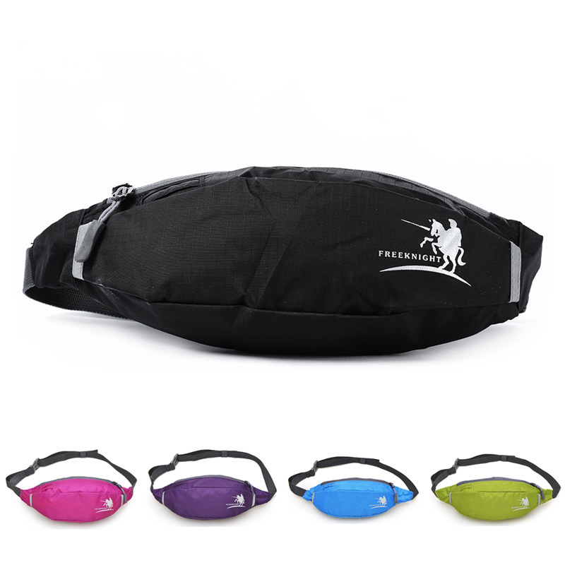Free Knight Waterproof Waist Bag Unisex Fanny Pack Outdoor Sports Fitness Gym Jogging Cycling Bag
