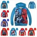 Star Wars Hoodies Boys Cotton Cartoon Baby Boy hoodies Sweatshirt Long Sleeve Shirt  Teenagers Kid Sport Tops Children Clothes