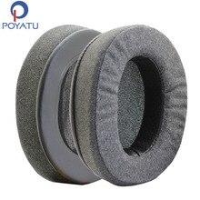 POYATU pour Sennheiser HD650 remplacement casque bricolage coussin coussinets doreille oreiller pour Sennheiser HD600 coussin doreille