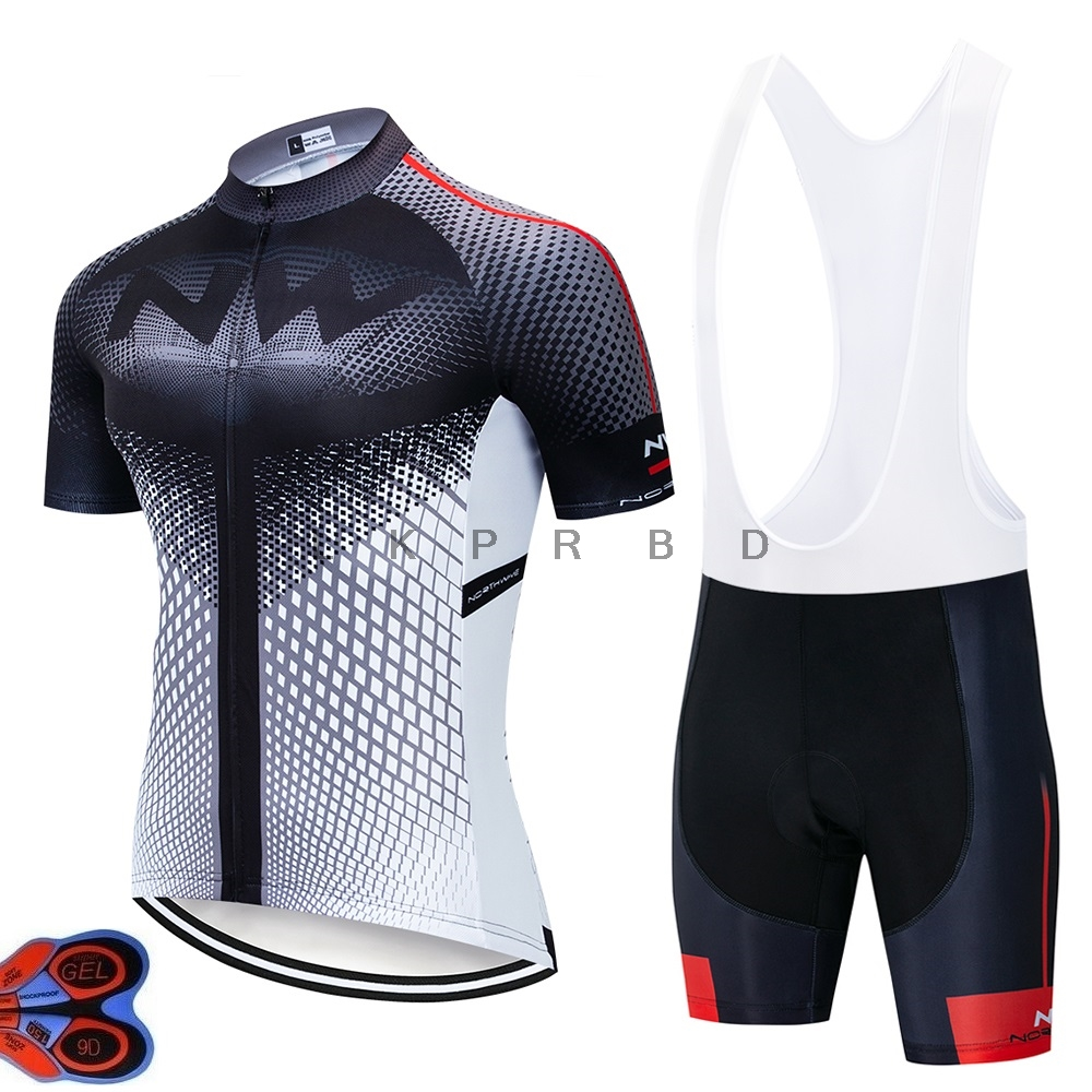 Cycling Jersey Set 2019 9D  GEL Nw Breathable Bicycle Cycling Clothing Men Mountain Bike Maillot Ropa Ciclismo Bib Shorts SetCycling Jersey Set 2019 9D  GEL Nw Breathable Bicycle Cycling Clothing Men Mountain Bike Maillot Ropa Ciclismo Bib Shorts Set