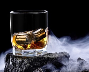 Image 2 - XiaomiวงกลมJoy Ice Cube 304สแตนเลสล้างทำความสะอาดได้รีไซเคิลใช้Fast Cooling Ice MakerสำหรับCorksไวน์น้ำผลไม้
