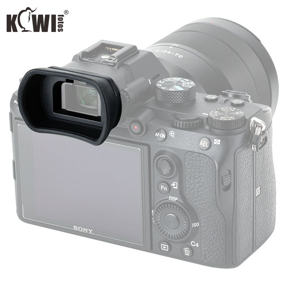 Camera Eyecup Viewfinder Eyepiece for Sony a7 a7 II a7 III a7R a7R II a7R III a7R IV a7S II a58 a99 II a9 II Replaces FDA-EP18
