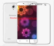 6x Clear Glossy LCD Screen Protector Guard Cover Film Shield For Lenovo A850 NOT A850