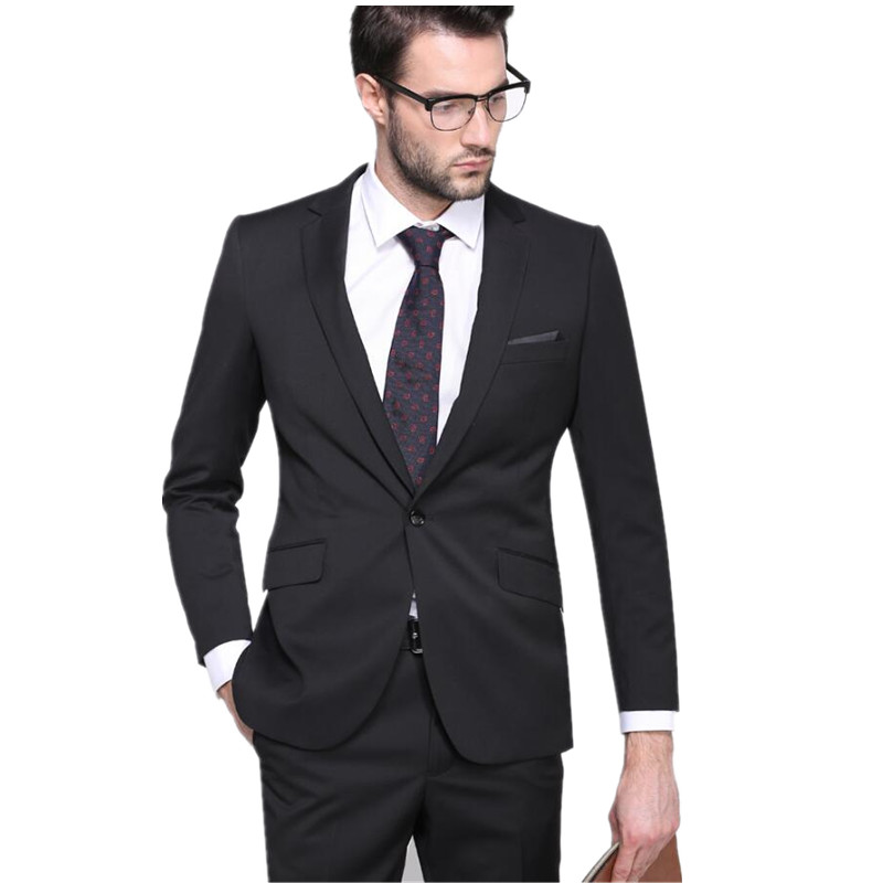 Online Get Cheap Mens Black Suit Jacket Sale -Aliexpress.com ...