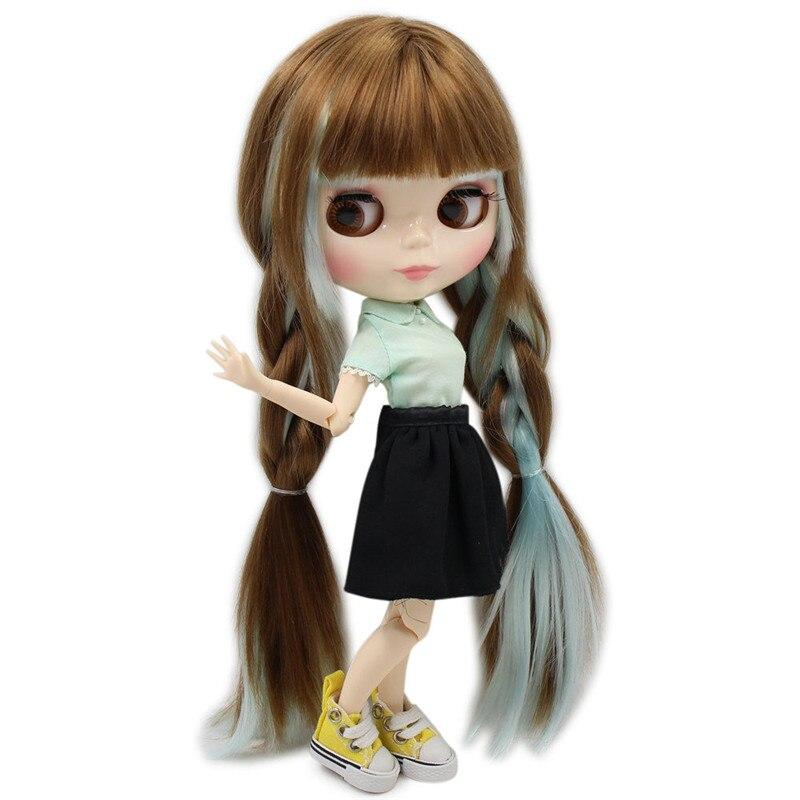 Nudo di Fabbrica Blyth Bambola No. BL0623/6909 Brown mix blu dei capelli della pelle del corpo Misto di Neo 1/6-in Bambole da Giocattoli e hobby su  Gruppo 1