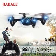 Jiajiale fy310b hd câmera rc quadcopter mais vendido x6 uav drones 2.4g 4ch 6-axis helicóptero vs hubsan x4 h107c h107l X5C-1