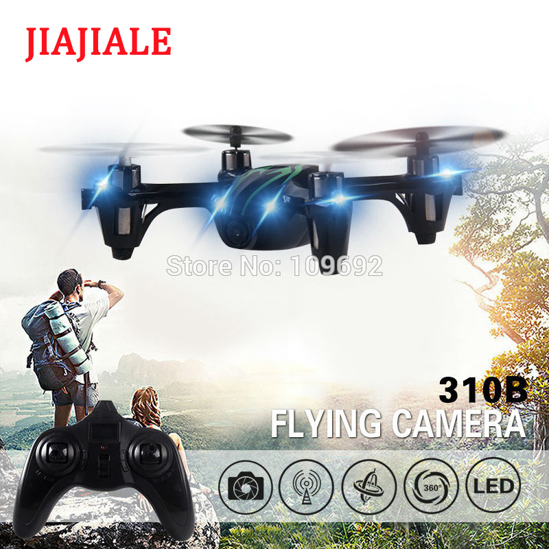 JIAJIALE FY310B HD Camera RC Quadcopter Top Selling X6 UAV Drones 2.4G 4CH 6-axis Helicopter VS Hubsan X4 H107c H107L X5C-1 5 x upgraded hubsan h107l h107c x4 rc quadcopter spare parts blade set