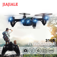 JIAJIALE FY310B HD Camera RC Quadcopter Top Selling X6 UAV Drones 2.4G 4CH 6 axis Helicopter VS Hubsan X4 H107c H107L X5C 1