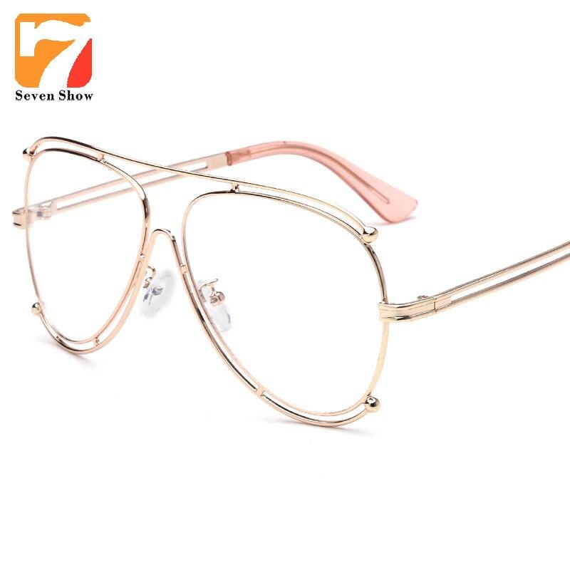 Brillen Rahmen Frauen Computer Optische Vintage Brillen Für Damen ...