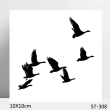 ZhuoAng Symbol of freedom Clear Stamp  Seal for DIY Scrapbooking Photo Album Card Making Decoration Supply