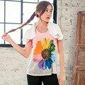 Sportswear Mulheres verão Colete de Secagem Rápida Tanque Solto Encabeça Floral Impresso Sem Mangas Colete de Fitness para Y25134