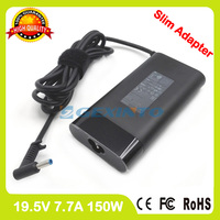 19.5V 7.7A Slim ac adapter ADP 150XB B laptop charger for HP Pavilion 15 bc001tx 15t bc200 15 bc223tx 17t ab200 Omen 17 w000