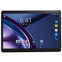 2018 Новые 10 дюймов 4G LTE планшетный компьютер Android 8,1 32 ГБ Встроенная память камеры двойной 5.0MP 1920*1200 ips телефонные вызовы планшеты + подарки 2.5D