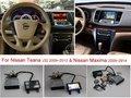 Para NISSAN Teana J32/Maxima 2008 ~ 2013-Car DVD Player GPS NAV Navi Sistema de Navegação + BT AUX USB Tela de Toque HD Multimídia