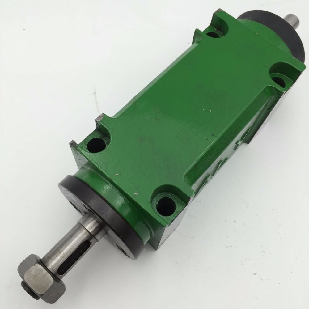 5000~8000rpm Drilling Power Head 1HP 750W Spindle Unit