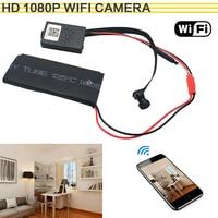 1080P 720P Wireless WiFi IP CCTV Mini Camera Sport DV P2P Video Recorder Digital Small Cam