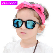 2016 New Fashion Children Sunglasses Boys Girls Kids Baby Child Sun Glasses Goggles UV400 mirror glasses Wholesale Price 2335
