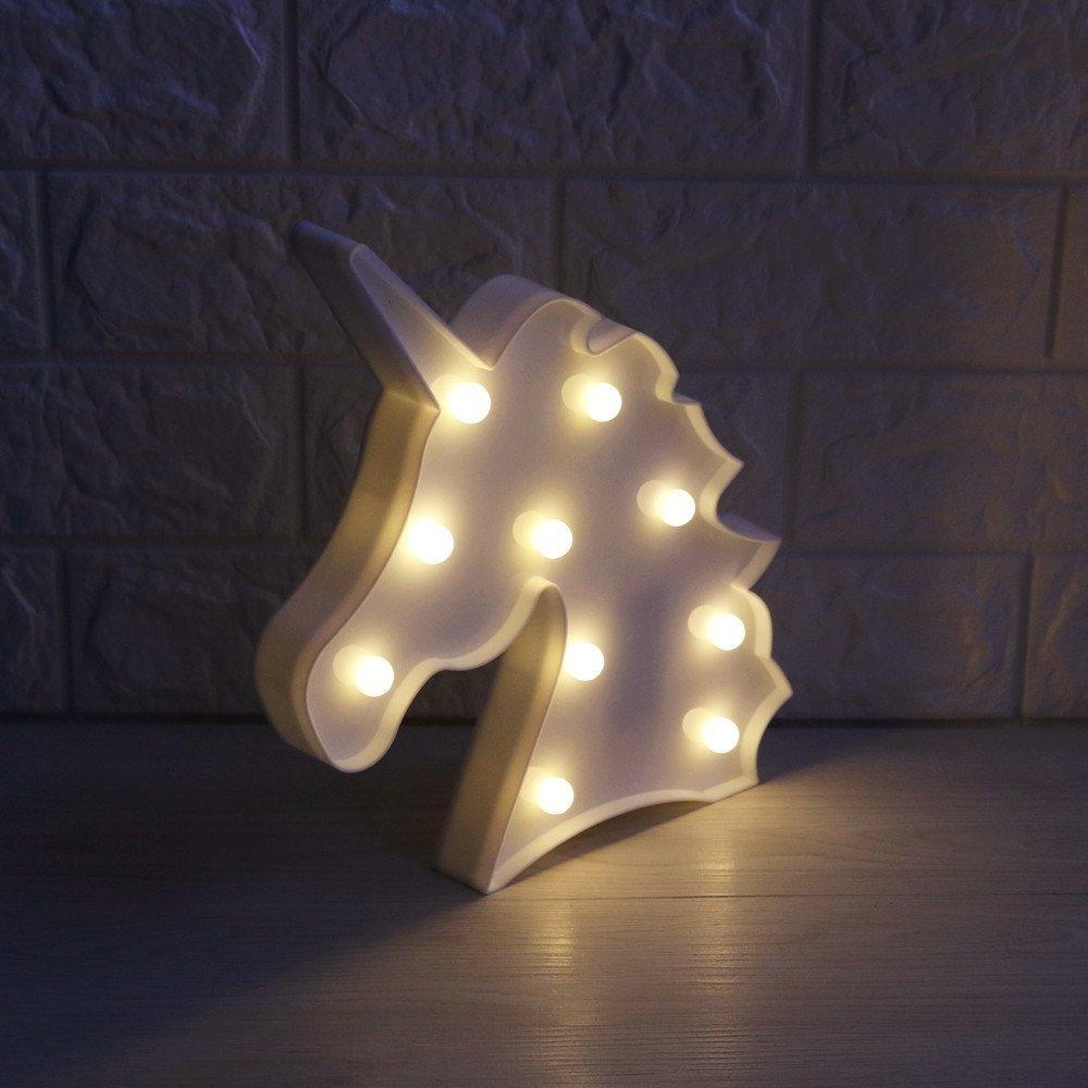 Luzes da Noite lâmpada de sinal marquise levou Geração de Energia : Mudar