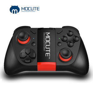 Image 3 - Gamepad e controle 050 com bluetooth e android, joystick para VR com controle remoto para selfie e obturador, para pc e smartphone