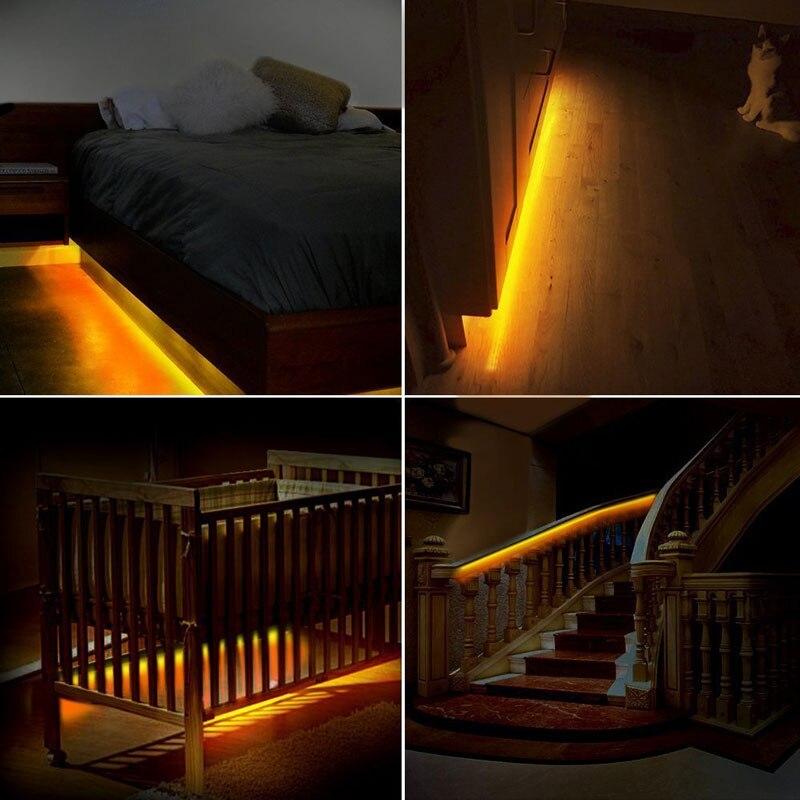 Luzes da Noite operado a bateria luminaria do Led Quantidade : 30 Led