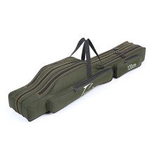 Canvas Case for Fishing Rod