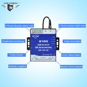Image 4 - GSM 3G 4G komórkowy RTU SMS łącznik przekaźnikowy przemysłowe IoT zdalny Monitoring System wbudowany watchdog Alarm SMS jednostka S150
