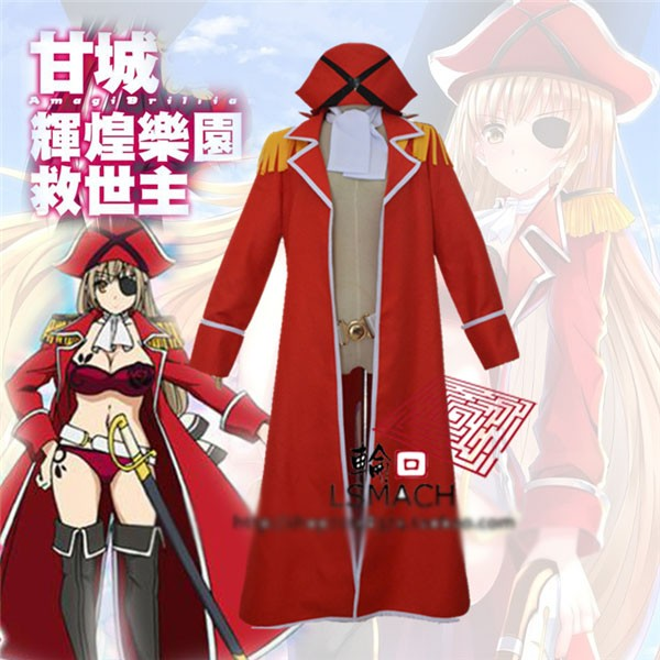 Popular Red Pirate Coat-Buy Cheap Red Pirate Coat lots from China ...