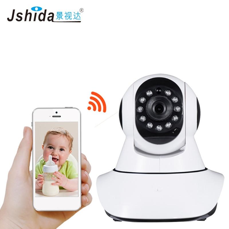 Wireless CCTV Camera 1080P IR Night Vision Home Security Camera Baby Monitor IP Camera wifi Two Way Audio Intercom