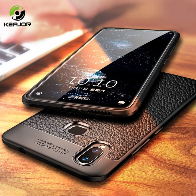 Soft Case on ASUS Zenfone Max Pro M2 case TPU Silicone Bumper Ultra Thin Back Cover For ASUS Zenfone Max Pro M2 ZB631KL/ZB633KL