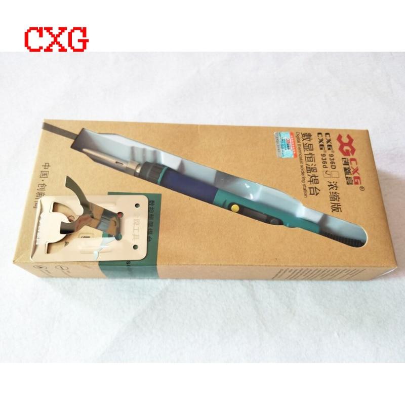 Wtyczka UE 936d Cyfrowy wyświetlacz LCD Regulacja temperatury - Sprzęt spawalniczy - Zdjęcie 3