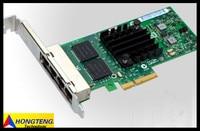 FOR Intel 82580EB E1G44HT I340T4 server 4 port pci e four port Gigabit LAN Test OK free shipping