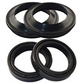 41 53 Motorcycle Front Fork Dust and Oil Seal for Honda VT750 Yamaha XVS1100 Suzuki GSF400 Kawasaki ZX-6R NINJA