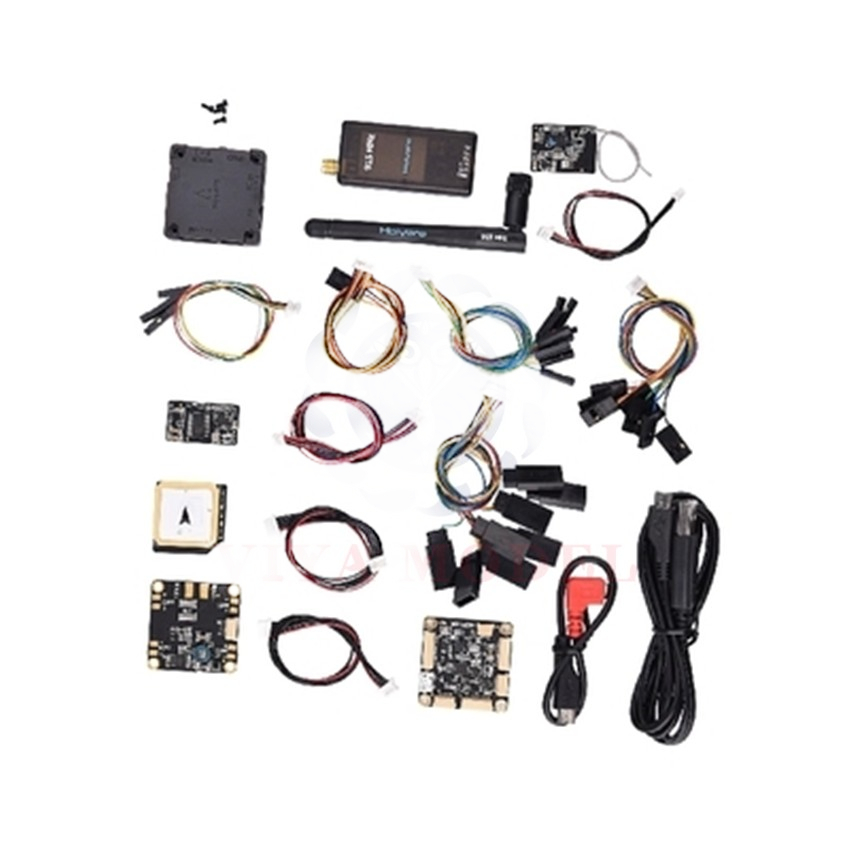 Flight Control Kit micro APM + GPS + data transmission + power supply module + OSD for QAV250 level crossing chassis fpv s2 osd barometer version osd board read naza data phantom 2 iosd osd barometer with 8m gps module