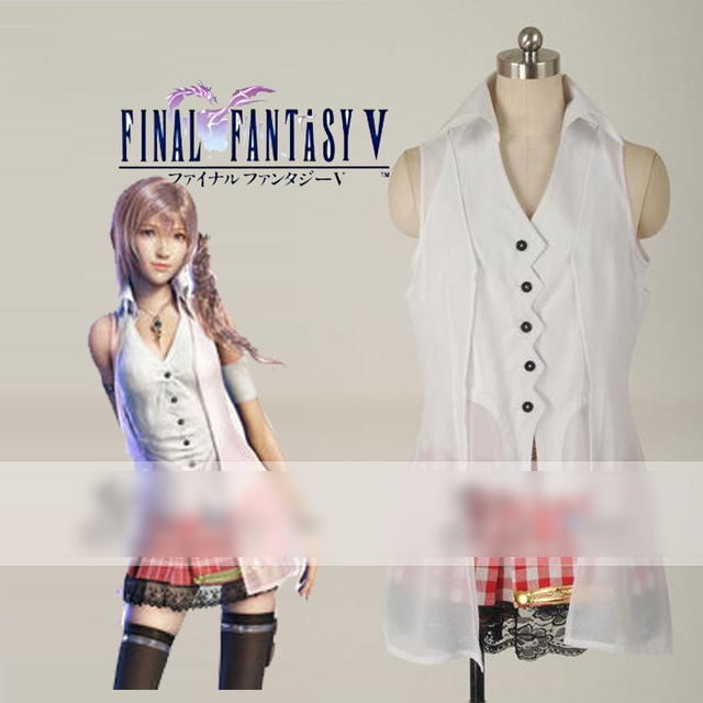 Goes! serah final fantasy cosplay sex useful idea